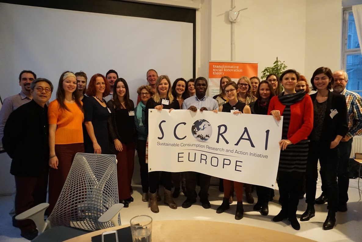 TRANSIT/SCORAI workshop in Vienna (picture by Kristina Izmailova)